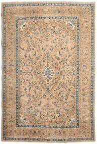 Colored Vintage - Turkiet Matto 185X277 Moderni Käsinsolmittu Tummanbeige/Vaaleanruskea (Villa, Turkki)