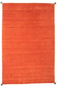 Loribaf Loom Szőnyeg 189X291 Modern Csomózású Narancssárga (Gyapjú, India)