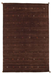 Loribaf Loom Rug 201X300 Authentic  Modern Handknotted Dark Red/Dark Brown (Wool, India)