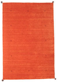 Loribaf Loom Rug 195X292 Authentic  Modern Handknotted Orange (Wool, India)