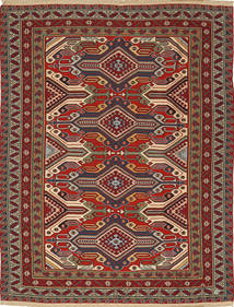 Tappeto Kilim russo Sumakh GHI983