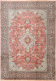 Kashmir art. silk carpet GHI945