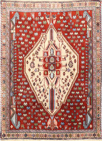 Shiraz Kashkooli carpet GHI832