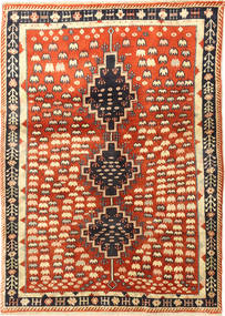 Shiraz Kashkooli carpet GHI835