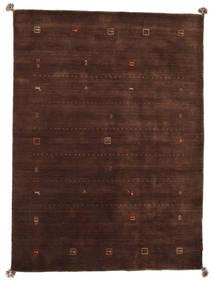 Loribaf Loom Szőnyeg 147X200 Modern Csomózású Sötétpiros (Gyapjú, India)