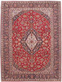 Keshan Patina Alfombra 265X357 Oriental Hecha A Mano Rosa Claro/Marrón Oscuro Grande (Lana, Persia/Irán)