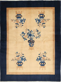 Tapis Chinois finition antique GHI736
