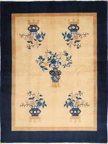 中国 アンティーク仕上げ 絨毯 GHI736