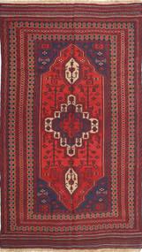 Kilim Russian carpet GHI1046