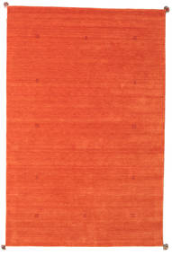 Loribaf Loom Rug 193X292 Authentic  Modern Handknotted Orange (Wool, India)