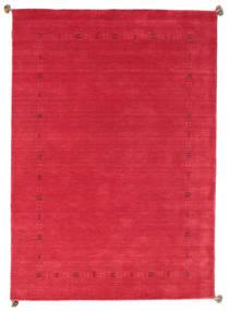Loribaf Loom Matto 162X232 Moderni Käsinsolmittu Punainen/Ruoste (Villa, Intia)