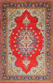Golpayegan Rug 216X339 Authentic  Oriental Handknotted Brown/Orange (Wool, Persia/Iran)