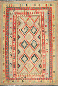 キリム アフガン オールド スタイル 絨毯 ABCS1121