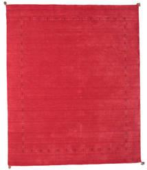 Loribaf Loom Tappeto 248X299 Moderno Fatto A Mano Rosso (Lana, India)