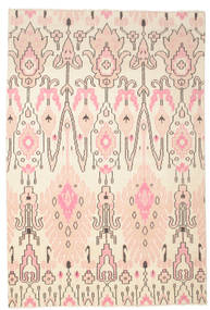 Taylor Rug 200X300 Authentic  Modern Handknotted Beige/Light Pink (Wool, India)