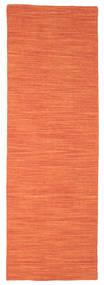 キリム ルーム - オレンジ 絨毯 CVD14678