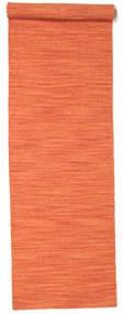 Kelim Loom - Orange Teppich CVD14667