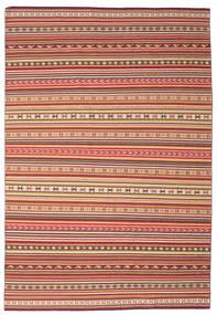 Kilim Dhurrie Varanassi carpet CVD15817