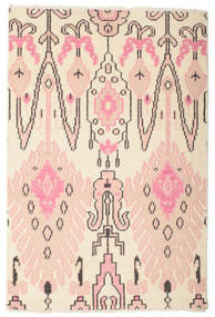 Taylor Rug 120X180 Authentic  Modern Handknotted Beige/Light Pink (Wool, India)