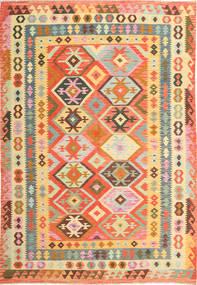 キリム アフガン オールド スタイル 絨毯 ABCS1157