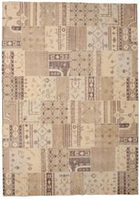 Patchwork Sepia rug CVD15833