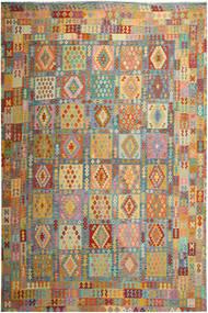 Kilim Afgán Old style szőnyeg ABCS1261