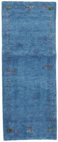 Tapis Gabbeh Indo Fringes - Bleu CVD5653
