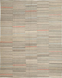 Kilim Modern Rug 186X232 Authentic  Modern Handwoven Light Brown/Light Grey (Wool, Afghanistan)