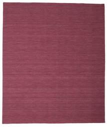 Kelim loom - Purper tapijt CVD9023