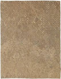 Kelim Moderne Tapijt 179X232 Echt Modern Handgeweven Lichtbruin (Wol, Afghanistan)