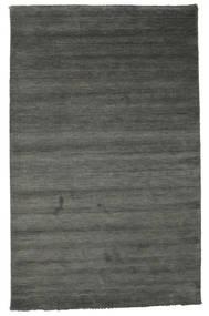 Tapis Handloom fringes - Gris foncé CVD14024