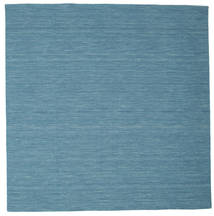 Kilim loom - Blue carpet CVD9064