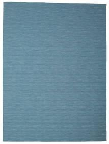 キリム ルーム - 青 絨毯 CVD9047