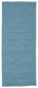 Tapis Kilim loom - Bleu CVD9067
