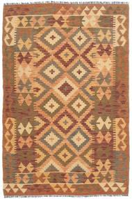 Kelim Afghan Old style tapijt NAZB1733