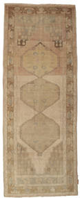 Colored Vintage Rug 117X213 Authentic  Modern Handknotted Light Brown/Brown (Wool, Turkey)