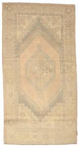 Colored Vintage Szőnyeg 118X225 Modern Csomózású Sötét Bézs/Világosbarna (Gyapjú, Törökország)