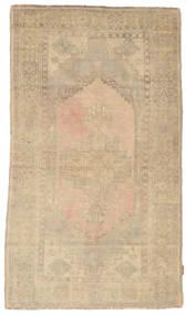 Colored Vintage Dywan 117X210 Nowoczesny Tkany Ręcznie Jasnobrązowy/Ciemnobeżowy (Wełna, Turcja)