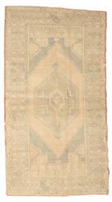 Colored Vintage Dywan 113X210 Nowoczesny Tkany Ręcznie Beżowy/Jasnobrązowy (Wełna, Turcja)