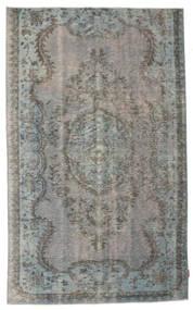 Colored Vintage Dywan 156X256 Nowoczesny Tkany Ręcznie Jasnoszary/Ciemnoszary (Wełna, Turcja)