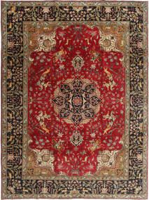 Mahal Patina Rug 235X320 Authentic  Oriental Handknotted Dark Red/Light Brown (Wool, Persia/Iran)