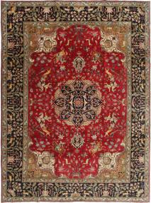 Mahal Patina Covor 235X320 Orientale Lucrat Manual Roșu-Închis/Maro Deschis (Lână, Persia/Iran)