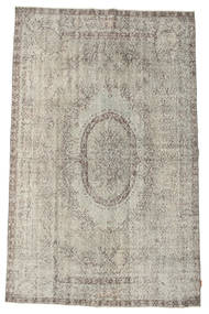 Colored Vintage Rug 176X280 Authentic  Modern Handknotted Light Grey (Wool, Turkey)
