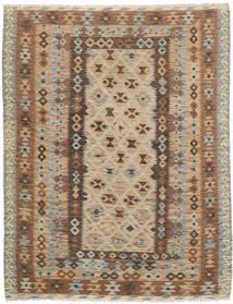 Kelim Afghan Old style tapijt NAZB2501