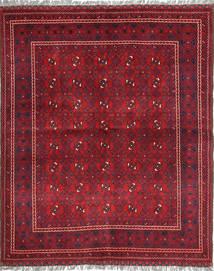 アフガン アルサリ 絨毯 AXVA147