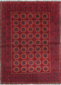 アフガン アルサリ 絨毯 AXVA134