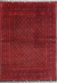 アフガン アルサリ 絨毯 AXVA133