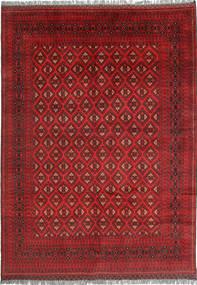 アフガン アルサリ 絨毯 AXVA138