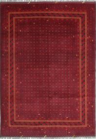 アフガン アルサリ 絨毯 AXVA139
