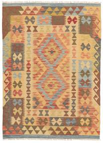 Kilim Afghan Old style rug NAZB953